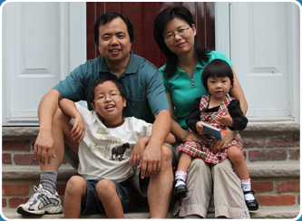 Yanwen and Family